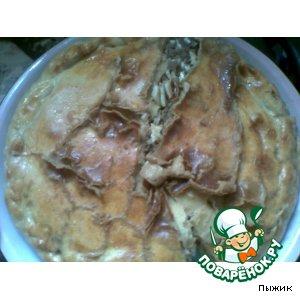 Рецепт Мой любимый мясной пирог