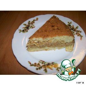 Рецепт Капустный кекс