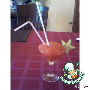 Гламурненький коктейль вкусный рецепт с фото пошагово как готовить
