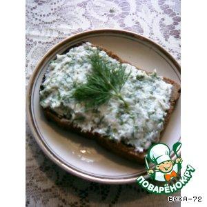 """Рецепт Закуска """"Украинский пикник"""""""