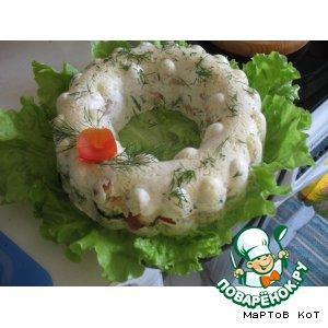 Рецепт Кольцо из тунца