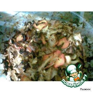 Рецепт Запеканка с рыбой и овощами