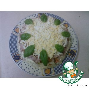 Рецепт филе минтая запеченный в духовке
