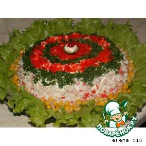 Как приготовить Слоeный салат