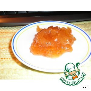 Повидло яблочное вкусный рецепт с фото как приготовить
