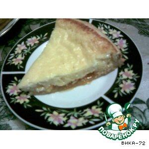 Рецепт Творожно-мармеладный пирог