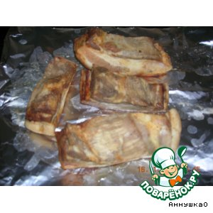 Как готовить Сало от Ани вкусный пошаговый рецепт приготовления с фото