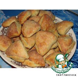 Рецепт Печенье «Поцелуйчики»
