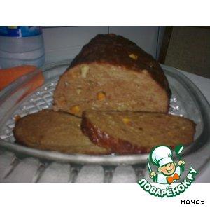 Рецепт Мясной батон
