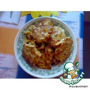 Рецепт Котлетки куриные, простые