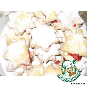 Рецепт Новогодние кексы
