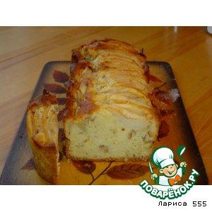 Рецепт Орехово - грушевый кекс