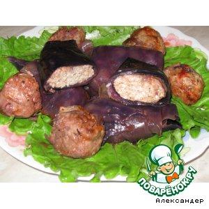 Рецепт Голубцы из краснокочанной капусты