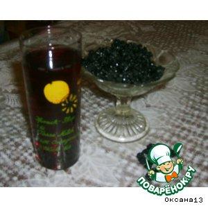 Рецепт Изюм из черноплодной рябины