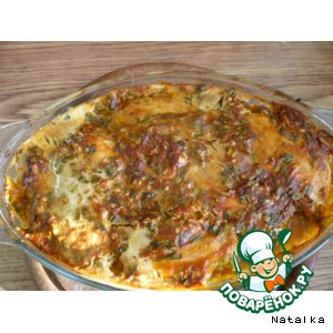 Рецепт Куриные грудки в маринаде из горчицы
