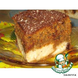 Рецепт Кекс «Кофейная маковка»