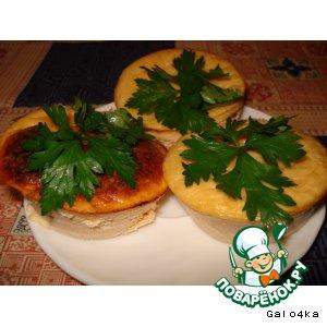 Рецепт Суфле из семги