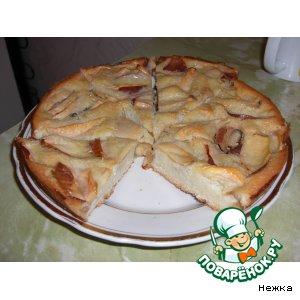 Рецепт Еще один яблочный пирог