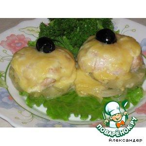 Рецепт Куриный бал