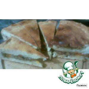 Рецепт Еврейский пирог