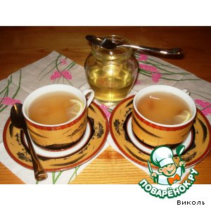 Рецепт Фруктовый чай