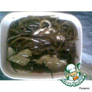 Морская капуста (пресервы) (рецепт №1 ) рецепт с фото