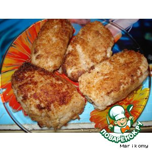 Рецепт Капустные котлеты или капустный паштет
