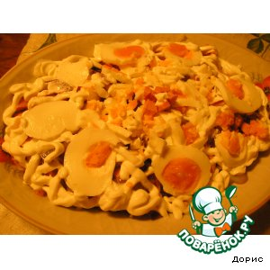 Рецепт Кисленький салатик