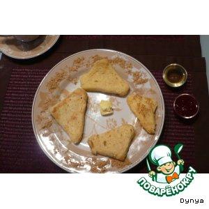 Рецепт French Toast  (французские тосты)