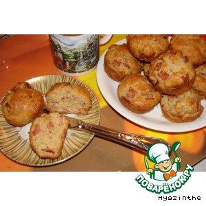 Рецепт Маффины на завтрак
