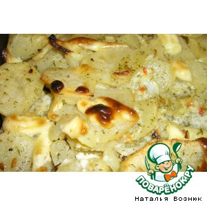 Рецепт Ароматный картофель