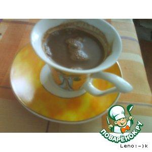 Мексиканский шоколад простой пошаговый рецепт приготовления с фото