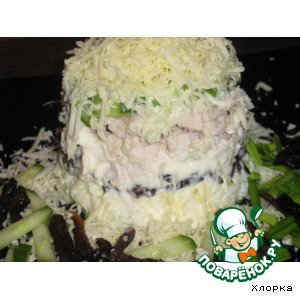 Салат шуба как приготовить салат