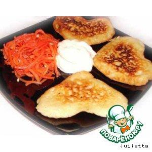 Оладьи картофельные простой рецепт с фотографиями пошагово как готовить