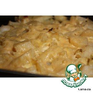 Рецепт Картошечка по-быстрому