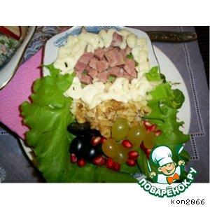 "Рецепт Салат ""Экспромт"""