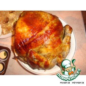 Курица гриль вкусный пошаговый рецепт с фотографиями
