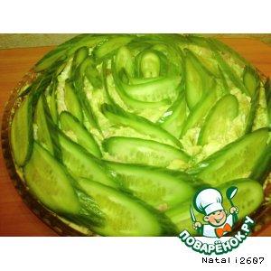 Салат «Изумрудный»