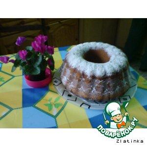Рецепт Английский праздничньiй торт