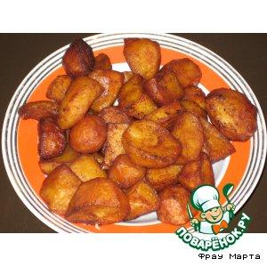 Рецепт Картошечка в паприке