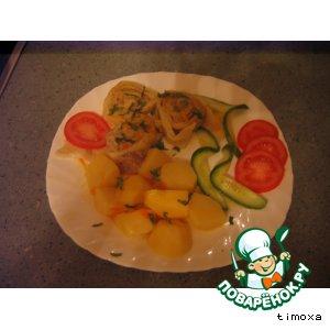 Рецепт Мясной штрудель