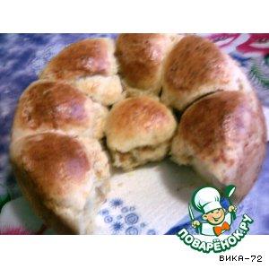 Рецепт Булочки с сыром и паприкой