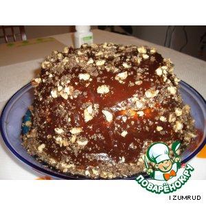"Рецепт Торт ""Сырок в шоколаде"""