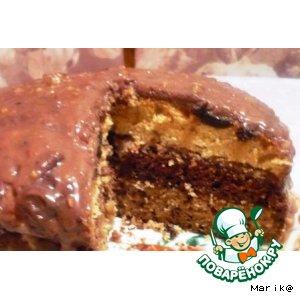 Как приготовить Королевский тортик домашний рецепт с фотографиями пошагово