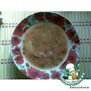 Чечевичный суп с копченостями рецепт приготовления с фото как приготовить