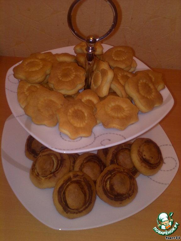 Печенье домашнее - 382 домашних вкусных рецепта приготовления