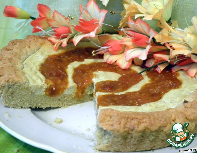 Песочные пироги на растительном масле