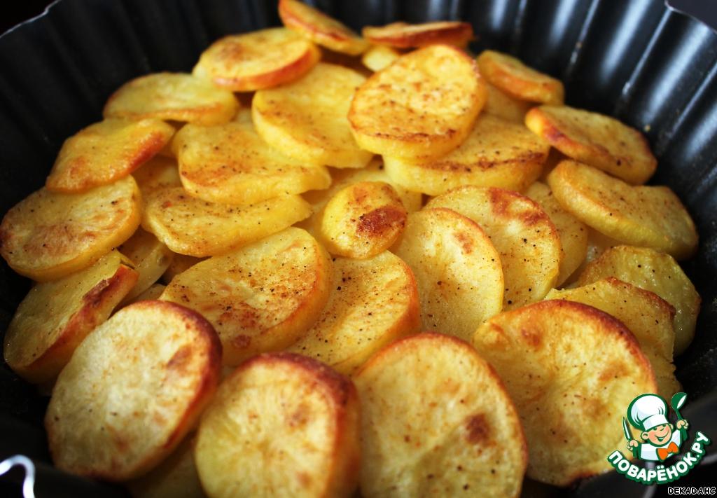 Лучшие рецепты из картофеля
