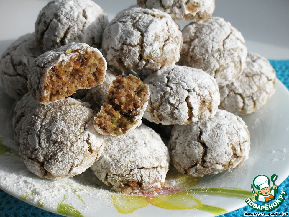 Очень вкусное печенье рецепт с фото