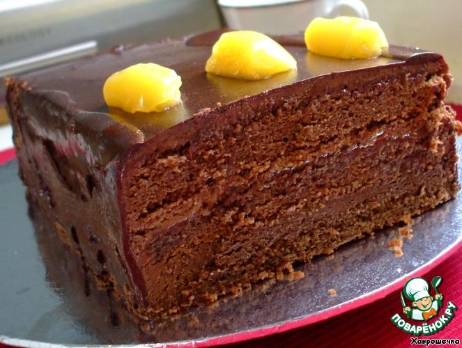 Рецепт торта наташа в домашних условиях